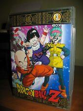 DRAGONBALL Z BOX 3 COFANETTO 5 DVD NUOVO