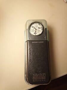 swatch irony chrono aluminium Vintage anno 1997