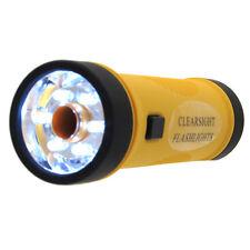 "Clearsight ""Look Through The Flashlight""  Inspection Light LED Flashlight"