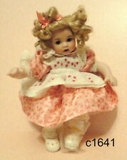 Marie Osmond Baby Darling Rose Bud Tiny Tot Porcelain Doll Mint