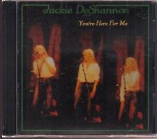jackie deshannon you're here for me cd new