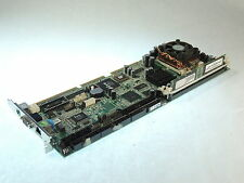 AXIOMTEK Single Board Computer SBC8168 CPU Card Socket 370 w/ RAM & CPU - TESTED