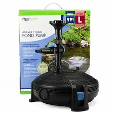 Aquascape AquaJet 2000 Fountain & Pond Pump 91016