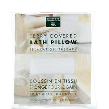 Terry Covered Bath Pillow, Relaxation Therapy, 1 Pillow