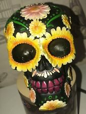 Latex Moulds for making this sunflower skull