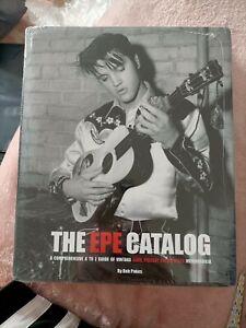 Elvis Presley The Epe Catalog By Bob Barker Book