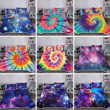 Galaxy Blanket for Adult Comforter Bedding Blankets Kids Bed Pillowcases Warm