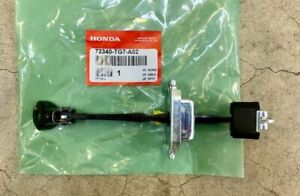 Genuine Honda Right (passenger) Front Door Check Checker 72340-TG7-A02
