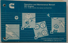 1998 ISC Operation And Maintenance Manual Engine Bulletin 3666262-00 19-51