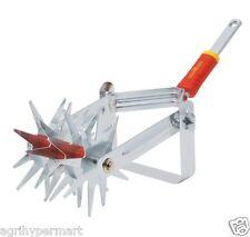 WOLF GARTEN Multi Star Push Pull Weeder/Soil Miller/Crumbler Without Handle DA-S