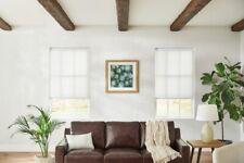 CUSTOM CUT Home Decorators Light Filtering Polyester Cell Shade - Whisper White