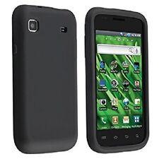 Samsung Galaxy S i9000 Soft Silicone Case - Clear or Black