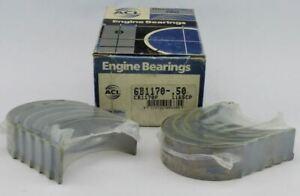 ACL Conrod Bearing Set - 6B1170- .50 - Suits Toyota 5M, 5ME, 5MGL, 5MGE, 7MGE