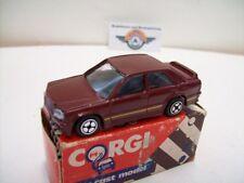 Mercedes-Benz 190E 2.3/16 (W201) 1982, brown, Corgi-Juniors (Gt. Britain) 1:64