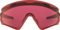 Oakley Sportbrille OO9418-0645 Wind Jacket 2.0 rot schwarz G 177 20