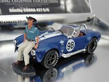 MRRC SHELBY COBRA 427  MET BLUE  #98  MC-0001 1:32 SLOT NEW OLD STOCK BOXED