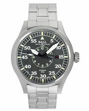 BALL ENGINEER MASTER II AVIATOR DAY/DATE AUTOMATIC MEN'S WATCH NM1080C-S5J-GY