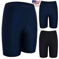 Women Swim Shorts Trunks Sunscreen Elastic Bottom Skinny Capris Swimwear Qualité