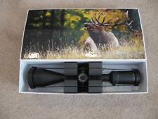 ZEISS CONQUEST HD5 SCOPE 5-25x50mm MATTE #20 Z-PLEX RETICLE LOCKING TURRETS NEW