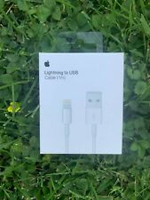 Original OEM iPhone Charger XS Max X 8 7 6S Lightning USB Cable 3 Ft / 1M