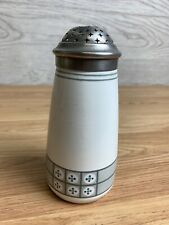 More details for wmf dee 2000 ceramic and silver plated top sugar shaker