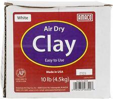 Air-Dry Modeling Clay 10lb-White, 4630-2B