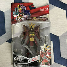 Power Rangers Super Samurai SHOGUN RANGER Fire Action Figure 2012 Bandai