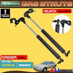 A Pair For Toyota Camry MCV10 SXV10 Series 1992 1993 1994-1996 Bonnet Gas Strut