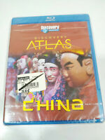 China Discovery Atlas Channel - Blu-Ray Spanish English - New 3T