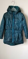 Pezzo Doro Winter Coat Jacket Toddler Girl with Hood with removable liner Size 3