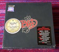 Michael Jackson ~ Bad 25th Anniverssary Boxset ( US Press ) Cd