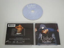 USHER/MY WAY(COCINA 73008 26043 2) CD ÁLBUM