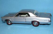 Danbury Mint 1965 Pontiac GTO 1/24 Scale Diecast Model w/Box