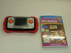 !!! VTECH Mobigo Handheld + Spiel GUT !!!