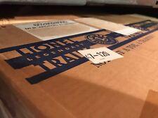 LIONEL NIB  6-28028 Virginian & Allegheny 2–6-6-6 in  blue striped  shipping box