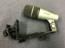 Samson QSnare Dynamic Snare Drum Microphone with Rim Clamp
