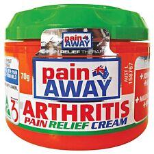 Pain Away Arthritis Cream 70g Pain Relief Cream