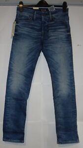 Jack & Jones Glenn Original Jos 645 I.K. Noos Blue Denim Jeans W29/L30 VR47 021