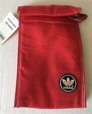 Phyliss Lunch Bag Carmine Adidas Rare Lunch Bag Red Adidas Lunch bag Vintage New