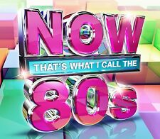 NOW THATS WHAT I CALL THE 80s (Best Of / Greatest Hits) 3 CD SET (2015)
