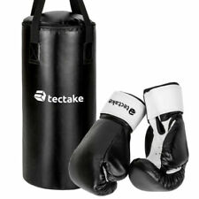 tectake Accessoires de Boxe et de Sport de Combat pour Enfants - Noir (402274)