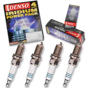 4 pc Denso Iridium Power Spark Plugs for 2006-2011 Kia Rio 1.6L L4 Ignition it
