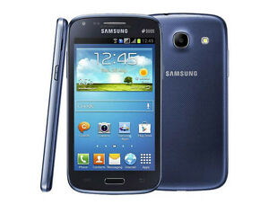 "Unlocked Samsung Galaxy Core I8262 4.3"" 3G Dual Core 1GB RAM 8GB ROM Cellphone"