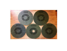 "20"" Diamond Floor Burnish Polishing Pad  200-3000 grit, concrete, stone, marble."