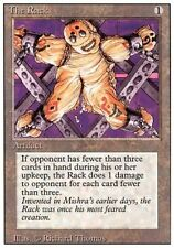 Mtg 1x the rack-revised * Heavy played *