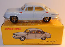 DINKY TOYS ATLAS PANHARD PL 17 GRIS CLAIR BLEUTE 1/43 REF 547 IN BOX