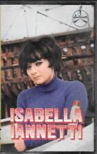 """ISABELLA IANNETTI  - RARA CASSETTA 1970 OMONIMA """" ISABELLA IANNETTI """""""