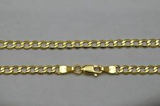 14K gold 22 inches necklace
