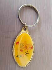 vintage keychain keyring rideau made in u.s.a advertising