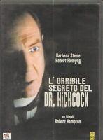 L'orribile segreto del Dr. Hichcock DVD in Italiano